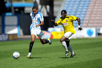 HTAFC vs Brentford u18's0313