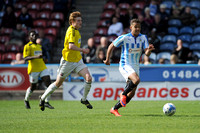 HTAFC vs Brentford u18's0428
