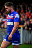 Castleford Tigers vs Wakefield Trinity Pre season friendly 2016