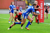 Womans Rugby League Cup Final Day, Odsal, Bradford. 31st July 2016013