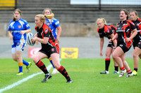 Womans Rugby League Cup Final Day, Odsal, Bradford. 31st July 2016004
