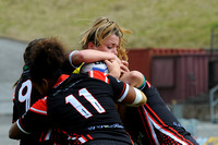 Womans Rugby League Cup Final Day, Odsal, Bradford. 31st July 2016010