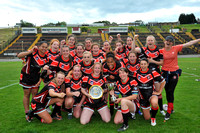 Womans Rugby League CC Finals Day