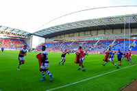 Wigan vs Wakefield Trinity, super 8's