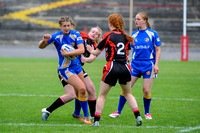 Womans Rugby League Cup Final Day, Odsal, Bradford. 31st July 2016005