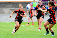 Womans Rugby League Cup Final Day, Odsal, Bradford. 31st July 2016002