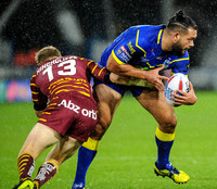 8-2-18 Huddersfield Giants vs Warrington Wolves