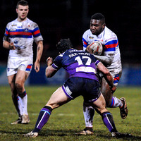 14-2-18 Wakefield Trinity vs Halifax Reserves