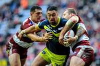 11-Mar-18 Wigan Warriors vs Wakefield Trinity