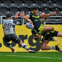 2-Apr-18 Hull FC vs Wakefield Trinity