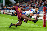 11-May-18 Huddersfield Giants vs Wakefield Trinity CC
