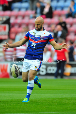 Wigan Warriors vs Wakefield Trinity Wildcats super 8's 2016017