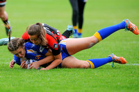 Womans Rugby League Cup Final Day, Odsal, Bradford. 31st July 2016001