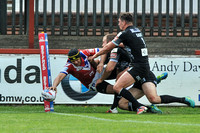 30-4-2017 008 Wakefield Trinity vs Catalan Dragons