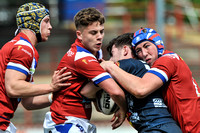 30-4-2017 018 u19's Wakefield Trinity vs Catalan Dragons