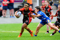 Womans Rugby League Cup Final Day, Odsal, Bradford. 31st July 2016018