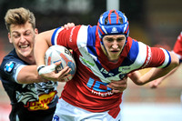 30-4-2017 004 u19's Wakefield Trinity vs Catalan Dragons