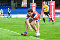 30-4-2017 002 u19's Wakefield Trinity vs Catalan Dragons