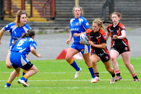 Womans Rugby League Cup Final Day, Odsal, Bradford. 31st July 2016016