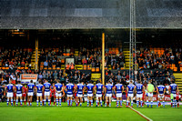 Castleford Tigers vs Wakefield Trinity Super 8's 2016