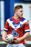 30-4-2017 019 u19's Wakefield Trinity vs Catalan Dragons
