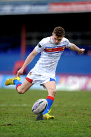 Wakefield Trinity Wildcats vs Catalan Dragons u19's26